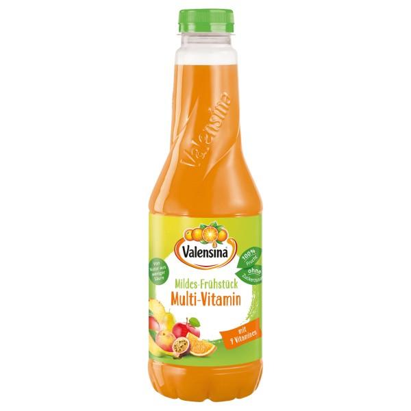 Valensina Mildes-Frühstück Multi-Vitamin 1L