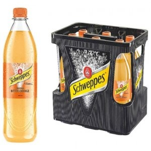 SCHWEPPES Bitter Orange 6/1,0 (MEHRWEG)