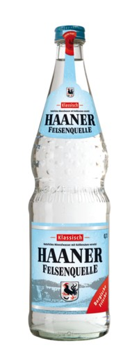 Haaner Felsenquelle 12x 0,7L Klassisch