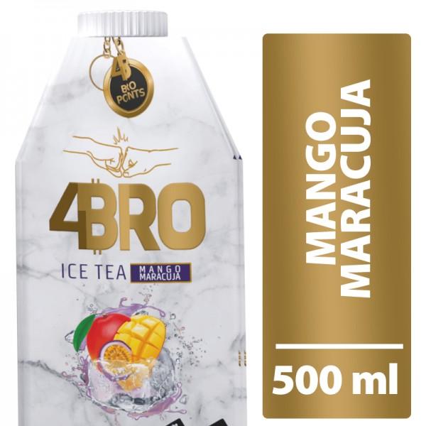 4Bro Eistee Mango-Maracuja 4x0,5L