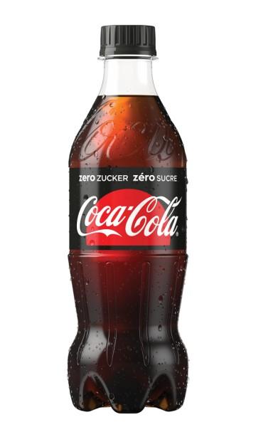 Coca Cola Zero 12x0,5L (PET)