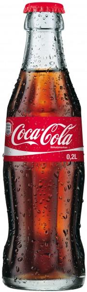 Coca Cola 24x0,2L (GLAS)
