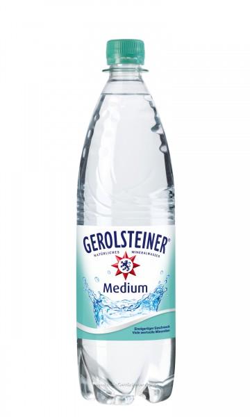 Gerolsteiner Medium 12x1L (PET)