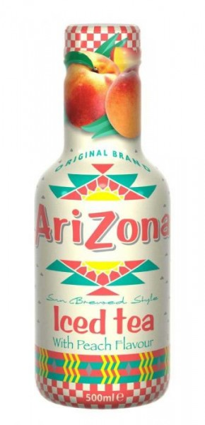 Arizona Pfirsich 6x0,5L (PET)
