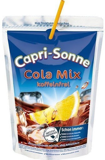 Capri Sonne Cola Mix