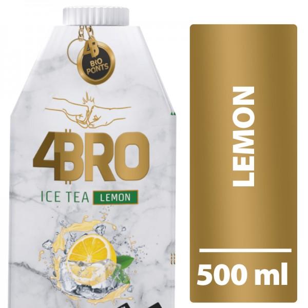 4Bro Eistee Lemon 4x0,5L