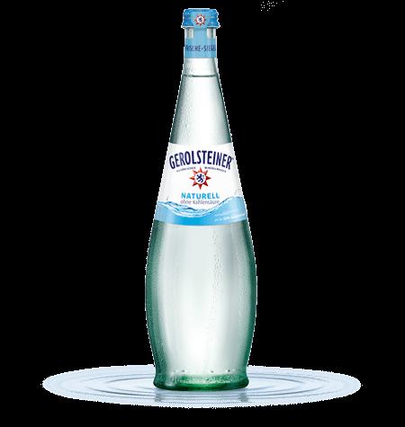 Gerolsteiner Gourmet Naturell 24x0,25L (GLAS)