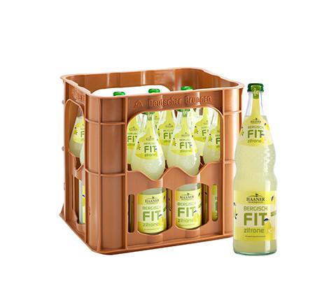 HAANER Zitrone trüb 12/0,7 Glas (MEHRWEG)