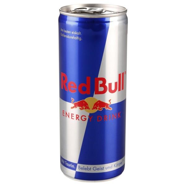 Redbull 4x0,25L (DOSE)