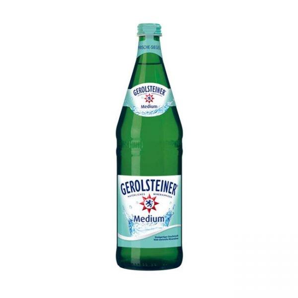 GEROLSTEINER Medium 12x 0,75 l (GLAS)