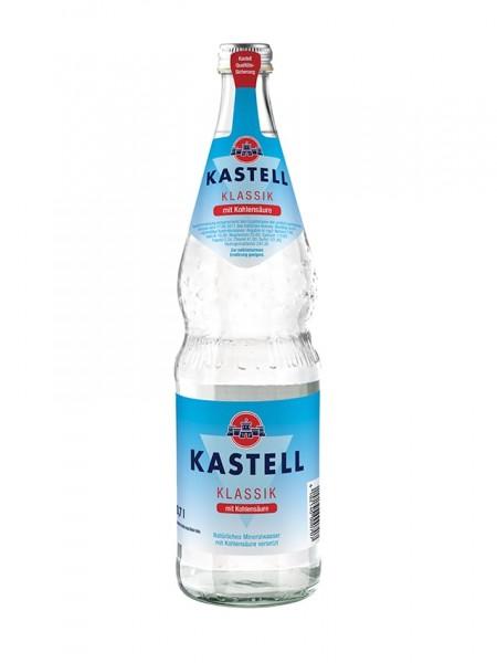 Kastell Klassik 12x 0,7 l Glas
