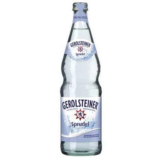 GEROLSTEINER Sprudel 12x 0,7 l (GLAS)