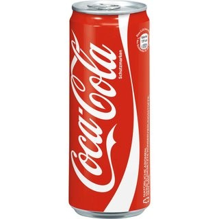 Coca Cola 4x0,33L (DOSE)