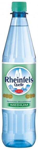 Rheinfels Medium 12x0,75L (PET)