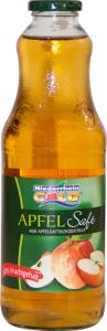 Niederrhein-Gold Apfelsaft 100% 6x1,0 (MEHRWEG)