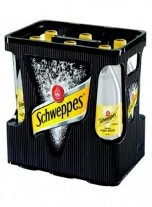 SCHWEPPES TONIC 6/1,0 PET (MEHRWEG)