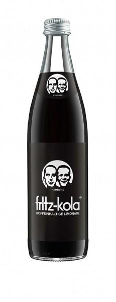 Fritz Kola 10x 0,5 L (Glas)
