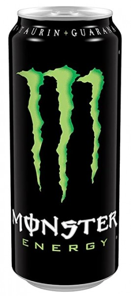 Monster Energy 4x0,5L (DOSE)
