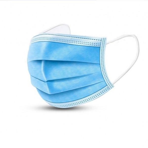 Mundschutzmaske 10x (3 Lagig)