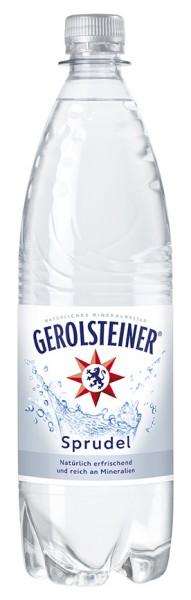 Gerolsteiner Sprudel 12x 1L (PET)