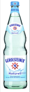 GEROLSTEINER Naturell 12x0,75l GLAS (MEHRWEG)
