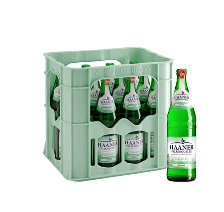 HAANER Felsenquelle Medium 12/0,75 Glas (MEHRWEG)