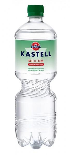 Kastell - Medium 12x 1 l (PET)