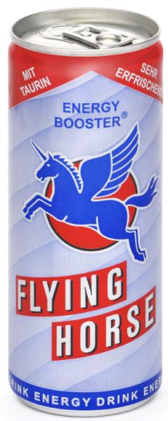 Flying Horse 4x0,25L