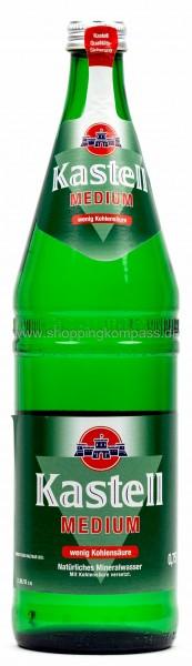 Kastell Medium 12x 0,75 l (GLAS)